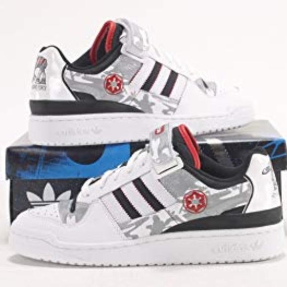 Featured Adidas Women Men Originals Forum Lo Rs Casual Shoes